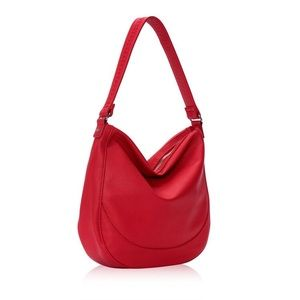 31 Gifts Red Midway Hobo Purse Bag Cell Pocket